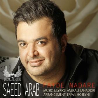 دانلود رمیکس آهنگ فایده نداره از سعید عرب