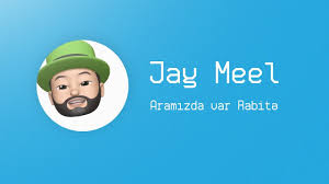 Jay Meel Aramizda Var Rabite - دانلود آهنگ آذری جی میل به نام آرامیزدا وار رابطه