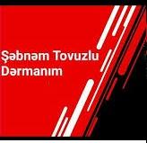 Sebnem Tovuzlu Dermanim - دانلود آهنگ آذری شبنم تووزلو به نام درمانیم