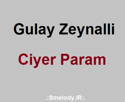Gulay Zeynalli Ciyer Param - دانلود آهنگ آذری گولای زینالی به نام جیگر پارم