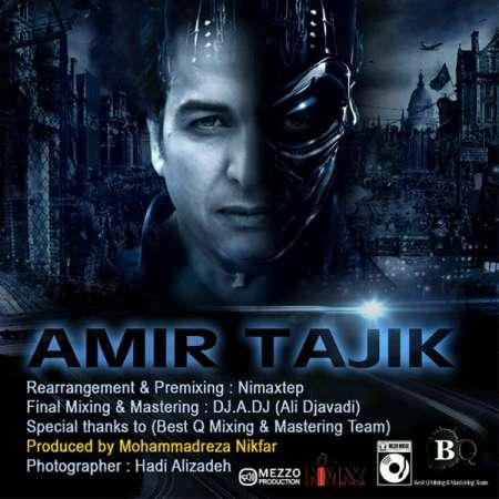دانلود آهنگ   امیر تاجیک  به نام   زندگی (رمیکس)