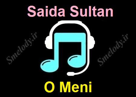 دانلود آهنگ سعیده سلطان به نام او منی