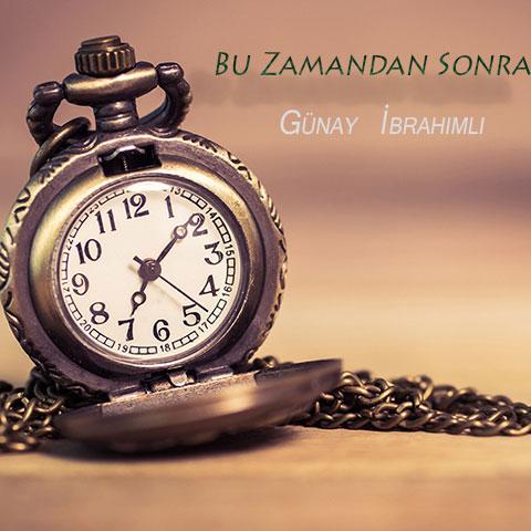 دانلود آهنگ جدید آذری گونای ابراهیملی به نام بو زماندان سونرا