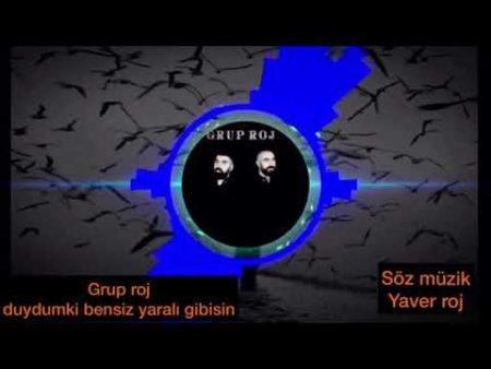 دانلود آهنگ جدید آذری گروپ روج به نام دویدومکی بنسیز یارالی گیبیسن