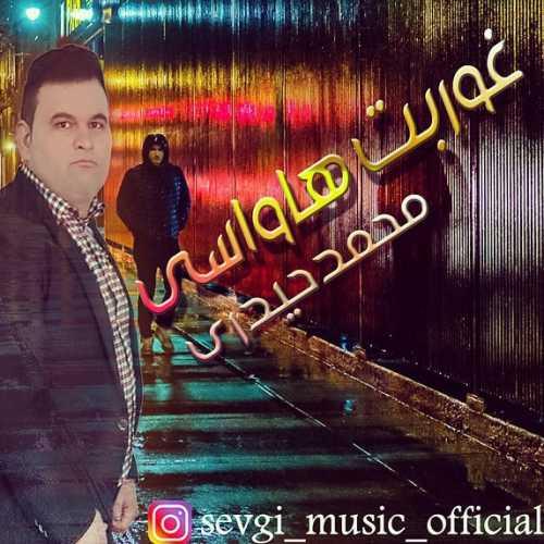 دانلود آهنگ جدید آذری محمد حیدری به نام غربت هاواسی