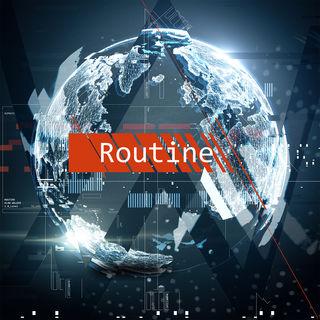 Alan Walker Routine - دانلود آهنگ خارجی آلن والکر به نام Routine