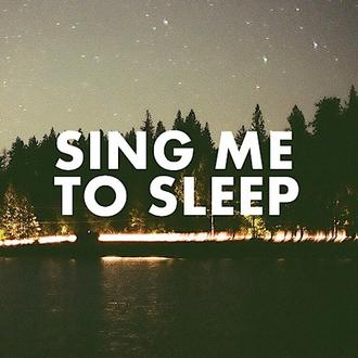 Download Music By Alan Walker Called Sing Me To Sleep - دانلود آهنگ خارجی آلن والکر به نام Sing Me To Sleep
