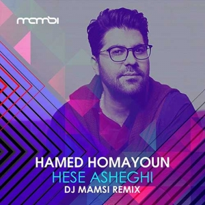 Hamed Homayoun Hese Asheghi 300x300 - دانلود ریمیکس حامد همایون به نام حس عاشقی