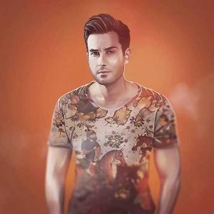 Mehdi Ahmadvand 1 300x300 - دانلود آهنگ مهدی احمدوند به نام بماند