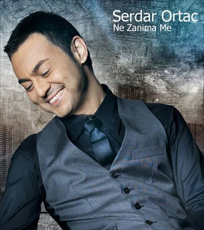 Serdar Ortac – Ne Zanima Me 400x450 - دانلود آهنگ سردار اورتاچ به نام Ne Zanima Me